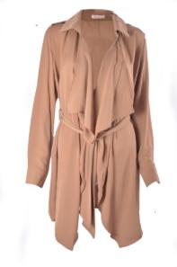 blouse camel 2